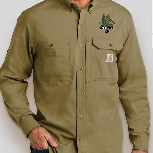 Carhart Work Shirt