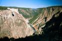 Yellowstone River Canyon - Yellowstone National Park - September 20, 2021