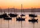 Monterey, CA Harbor May 1, 2017