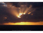 Sunset - Caribbean - December 2012