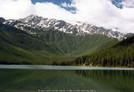 Stanton Lake- Great Northern MT -Great Bear Wilderness - Circa 1987