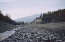 Wolf Creek Near Fisher River  04 10-24-1970