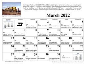 2022 RRofMT Calendar March Text