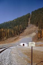 Flathead Tunnel 11-24-1970