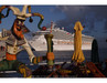 Cruise Ships - Grand Turk - December 2012