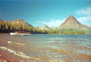 Two Medicine Lake - GNP - Circa 1987