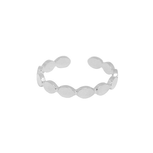 OVAL BOW RING