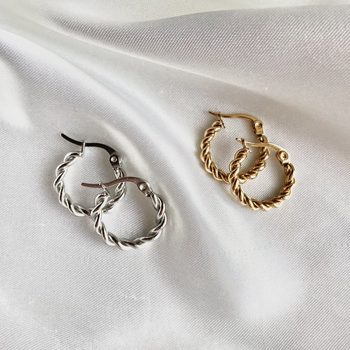TWISTED HOOPS SMALL