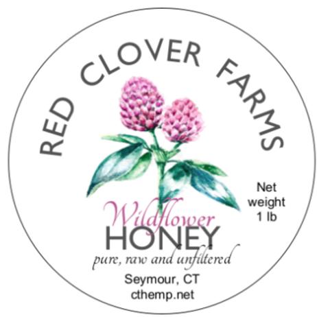 Wildflower Honey 1 lb
