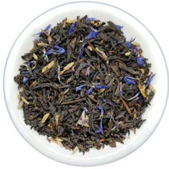 Lavender Bliss Hemp Leaf Tea
