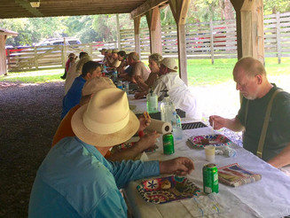 Dunloup Creek Stocking & Picnic: August 5, 2017