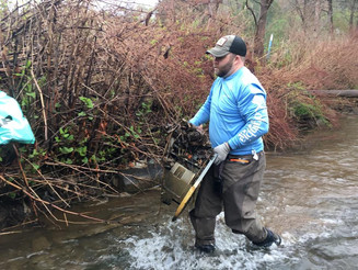 20th Annual Elkhorn Creek Cleanup