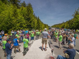 Ernie Nester Chapter of Trout Unlimited's 10th Annual Bucket Brigade Draws Record Support