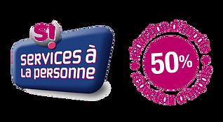 Logo service a la personne luneville