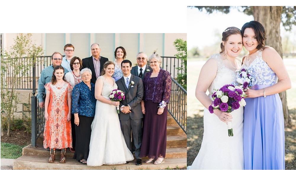 Clarissa's wedding