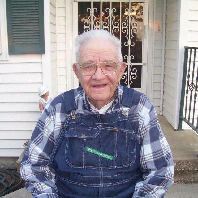 Grandpa Emory