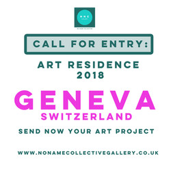 CALL FOR RESIDENCE GENEVE no w