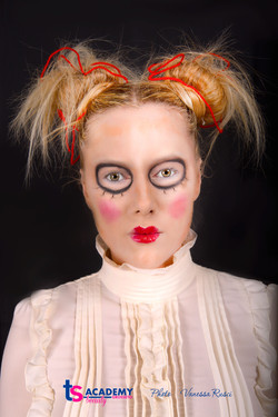 Dolls fotografa Vanessa Rusci