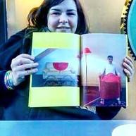 Artist and magazine NNc Magazine London V World