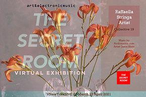Cover Raffaella Stringa The Secret Room.