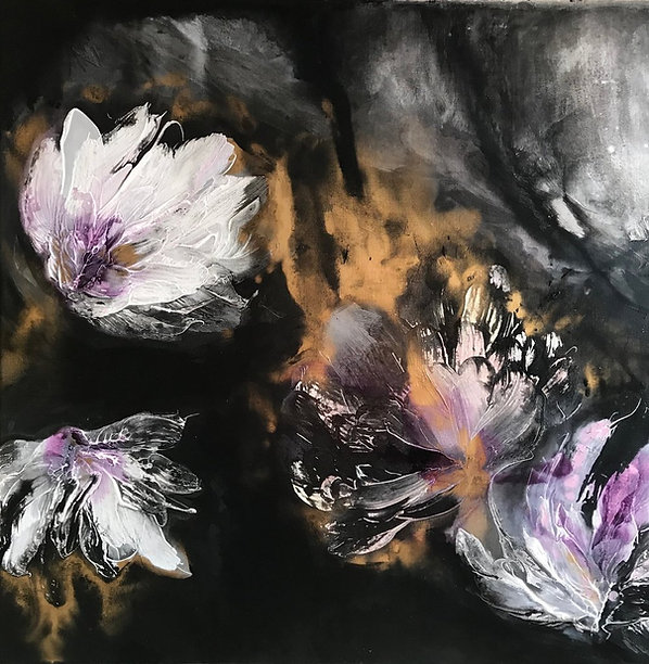 """There is beauty in the dark 1 ""