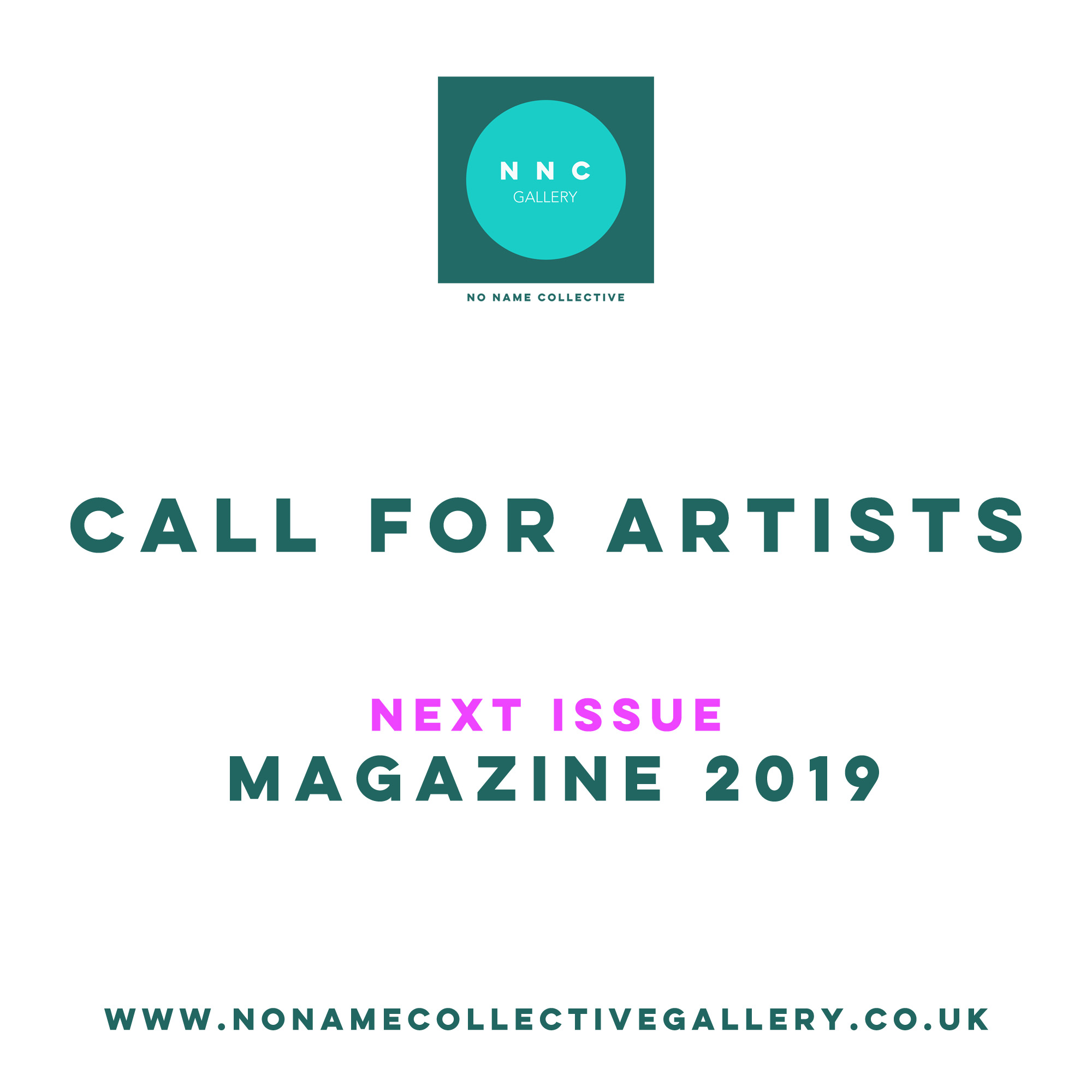 Call 4 Artists 2019
