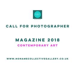 CALL PHOTOGRAPHERS