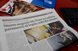 Inaugurazione My Floor Genova