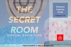 Cover Suzanne Lastrina The Secret Room.j