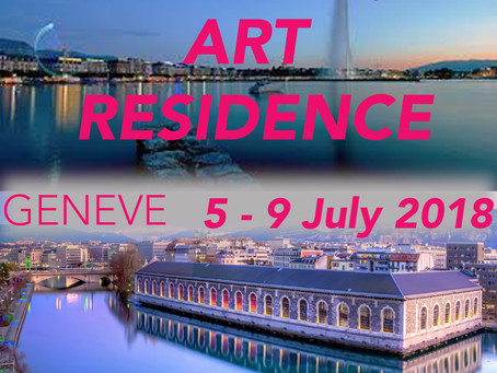 Call for free art residence in Geneve