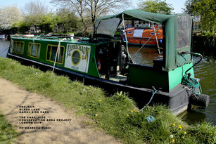 Narrow boats London Community