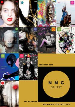 December Magazine Artists Colelctive