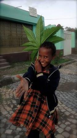 La Fabi - Etiopia - un bel sorriso nas