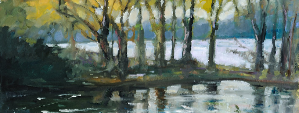 Potomac, Autumn Light