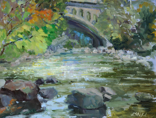 Bridge over the Brandywine