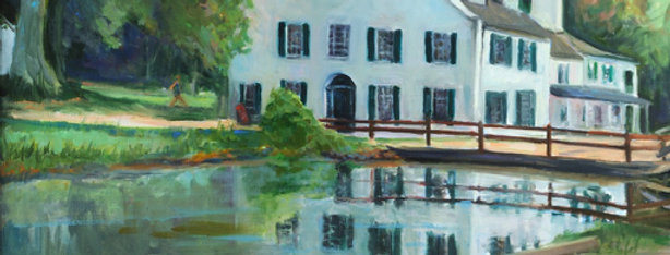 Lock House at Great Falls