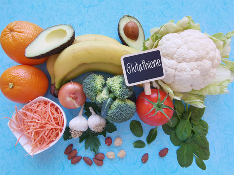 Amino Acids and Glutathione: How Are They Related?