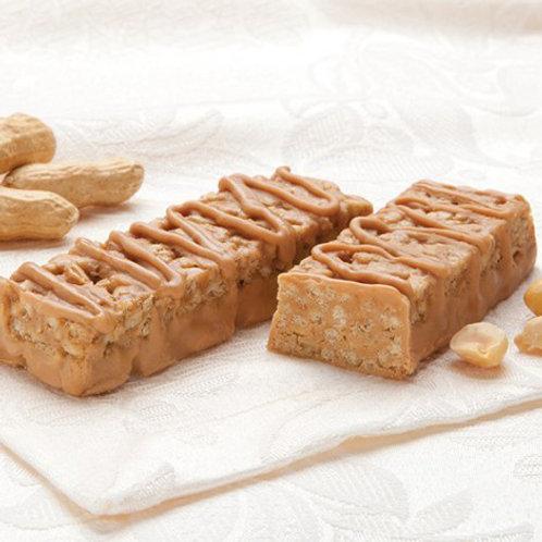 Chunky Crisp Peanut Butter Bars