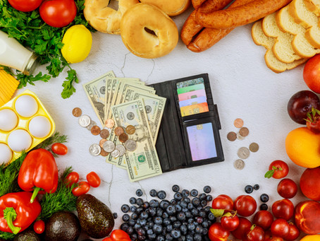 Shopping for Produce On A Budget