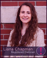 Liana Chapman - Registered Dietician - L