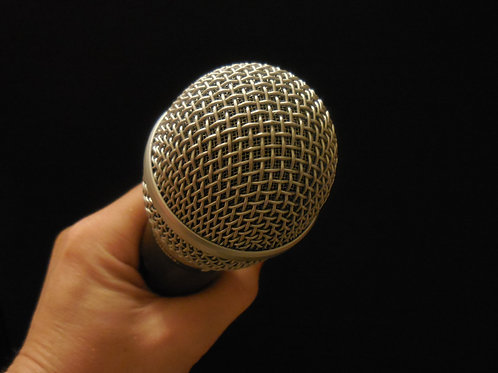 Individual Public Speaking Apprehension Basic Coaching Package (10 Sessions)