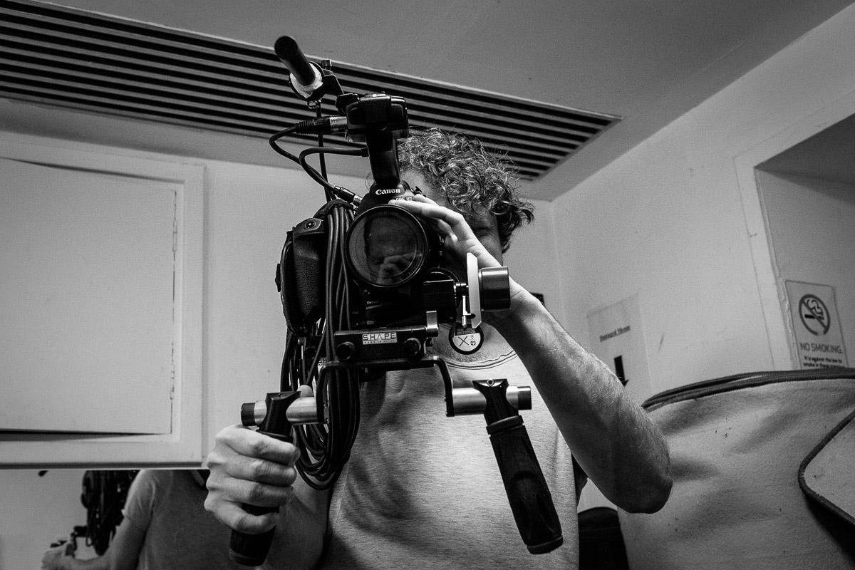 Dan The (Camera) Man