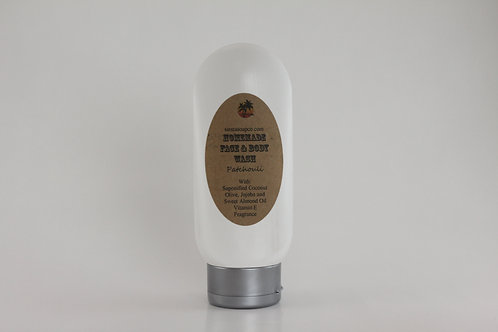Face and Body Wash 8 oz.