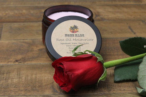 Rose Oil Moisturizer
