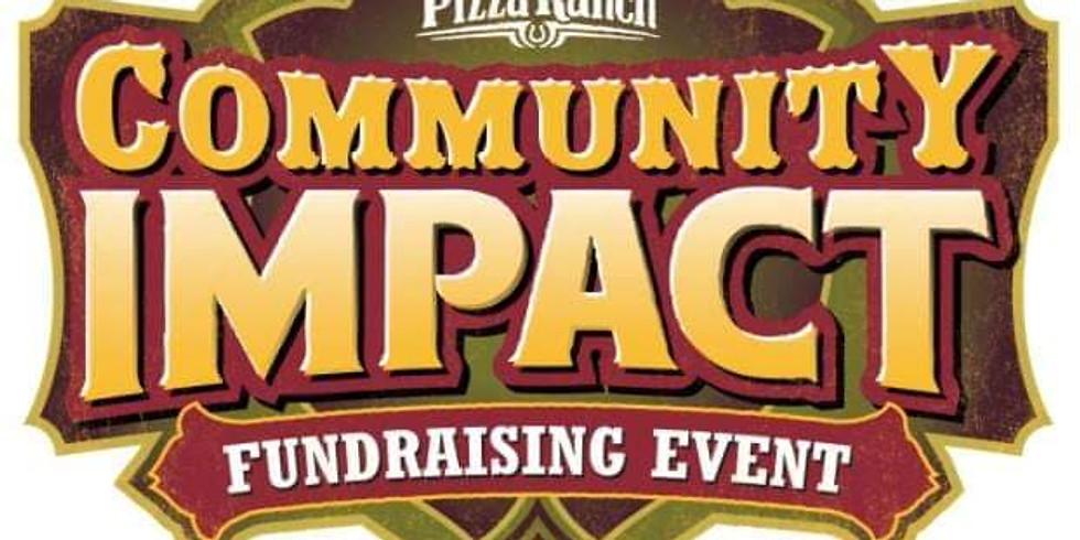 Pizza Ranch Fundraiser