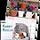 Thumbnail: 7 Bunny Calendars - 2022  Rabbit Rescue Featuring HRS Bunnies (7x quantity)