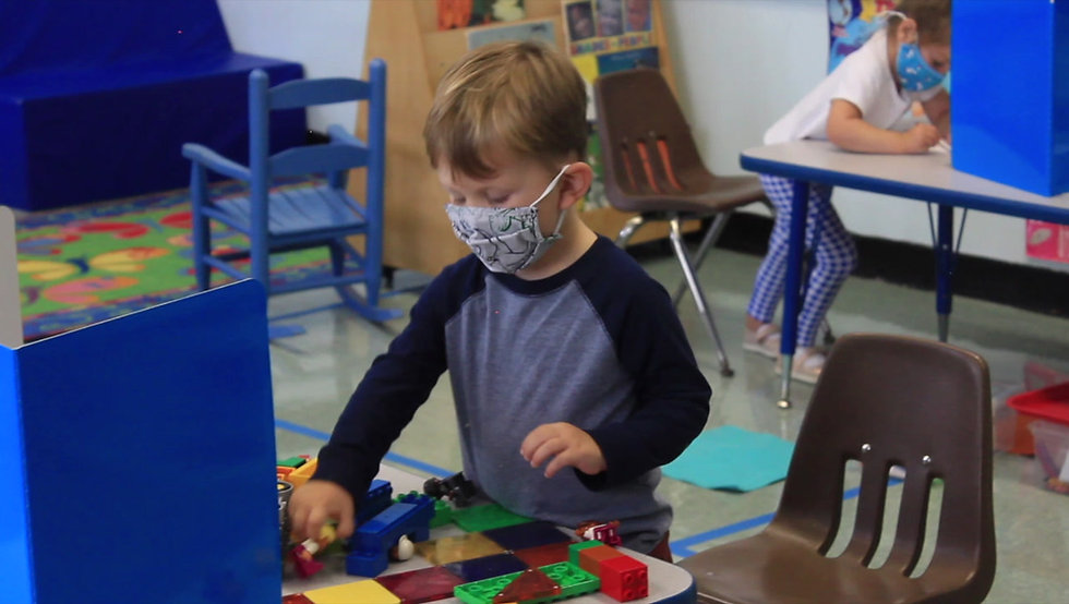 St. Charles Preschool Virtual Tour 2020. Music by www.bensound.com
