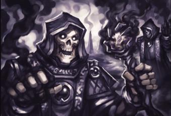 Necro Mage