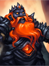 Grimnaught the Dwarven Overlord