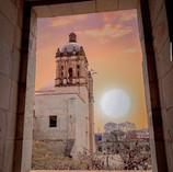Sol sobre Santo Domingo